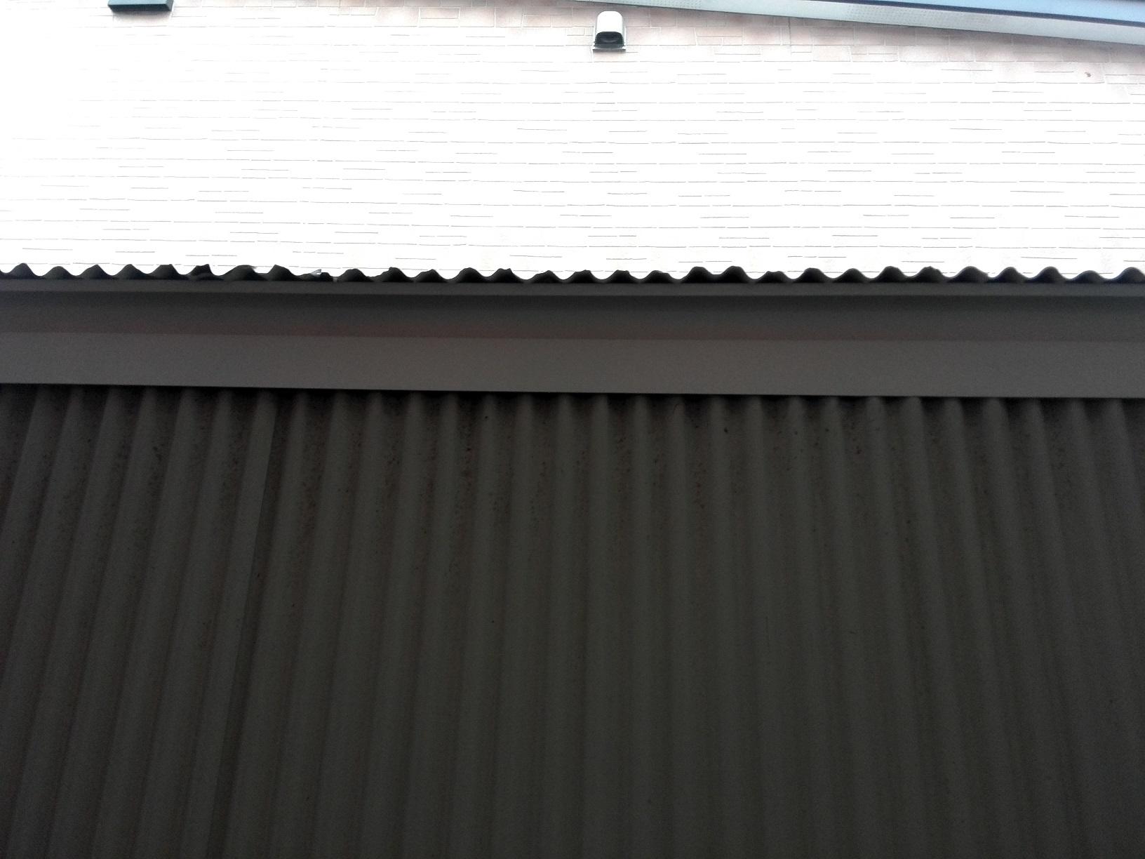 車庫上塗り2