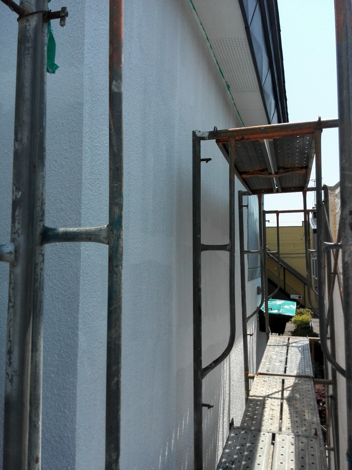 外壁 下塗り5