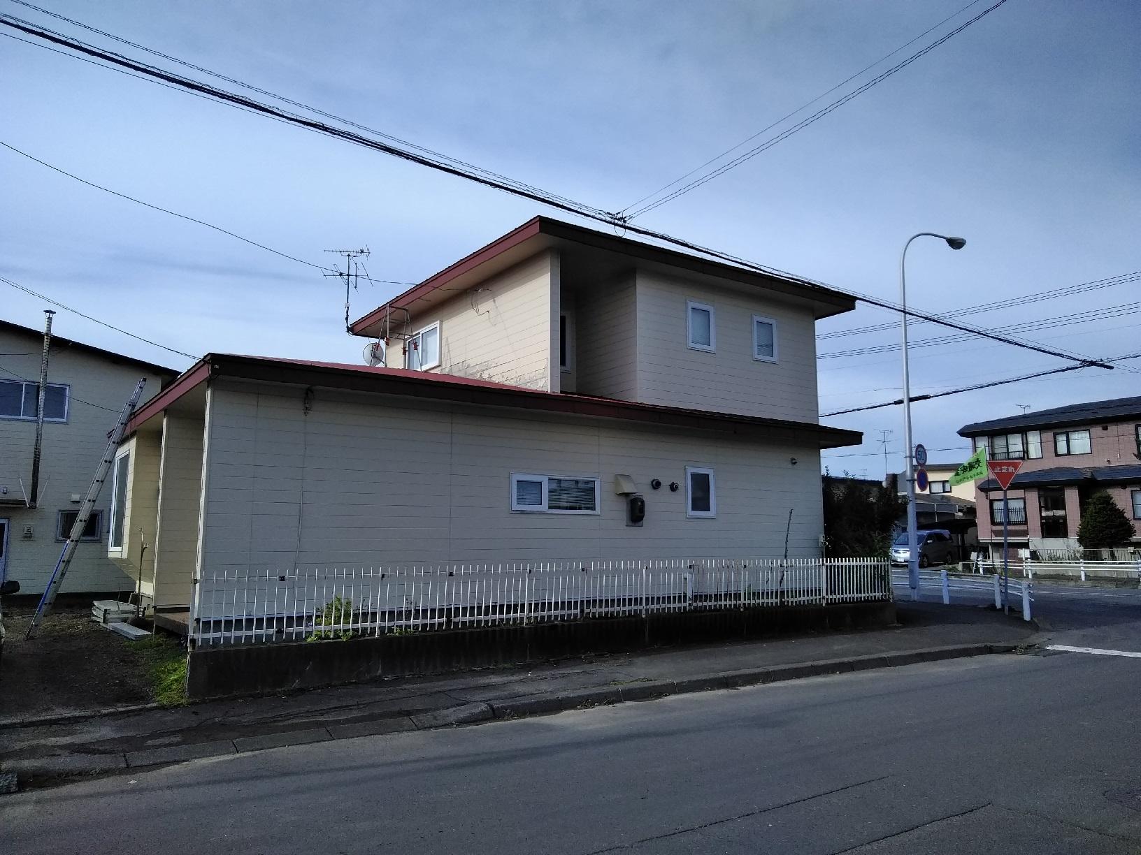 鳥取K様邸 施工前