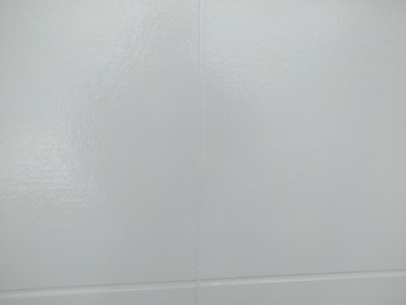昭和店舗 外壁 上塗5