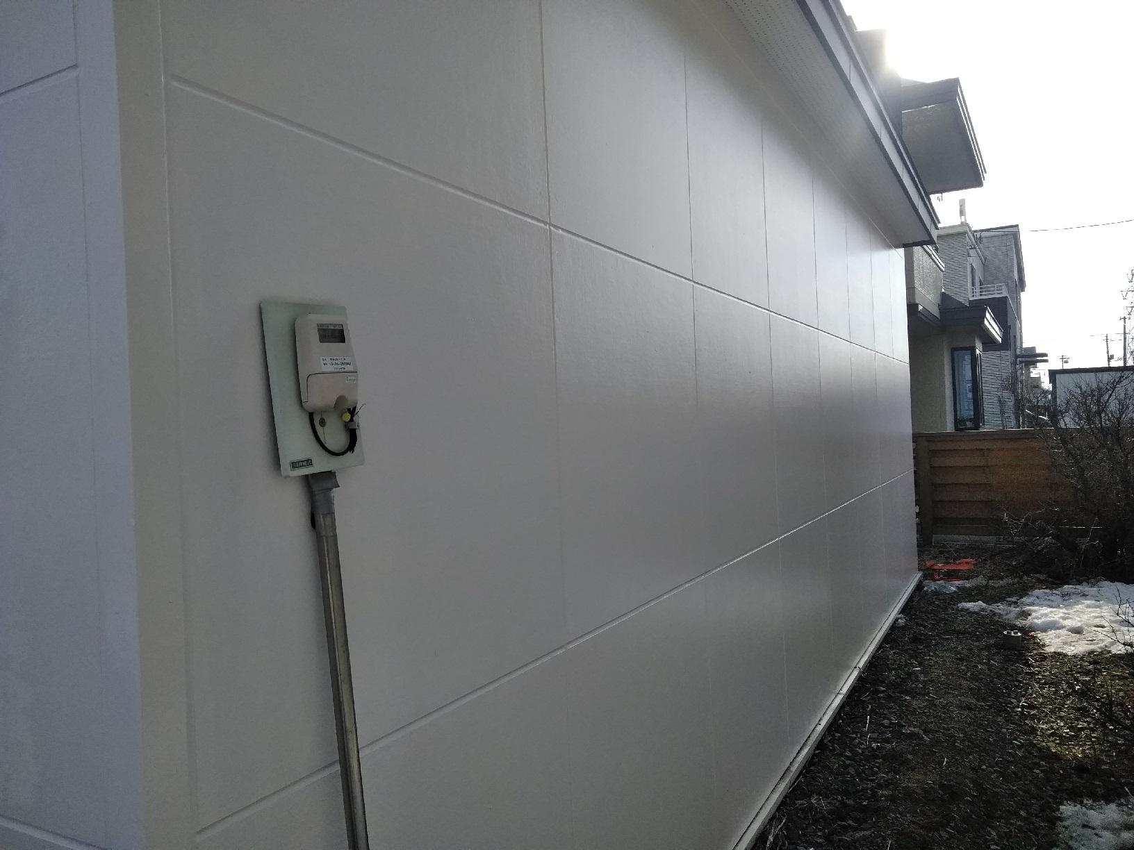 昭和店舗 外壁 仕上3