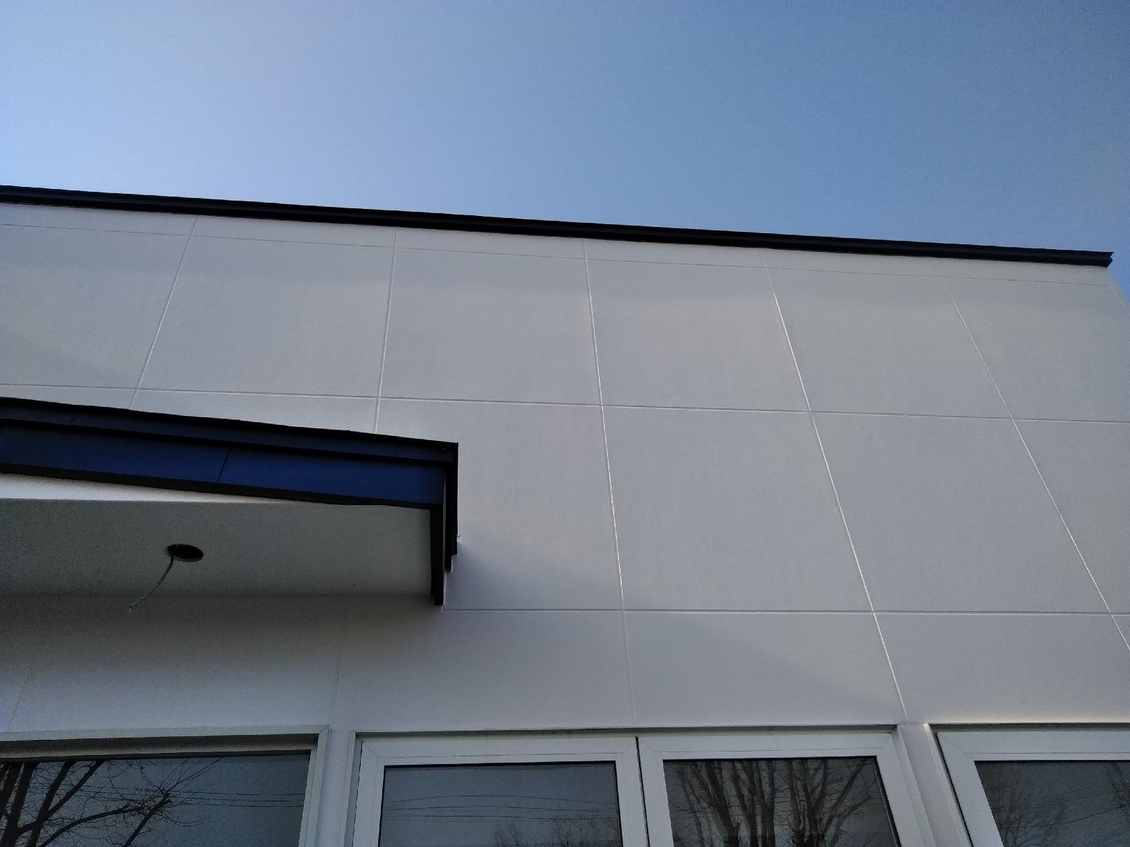 昭和店舗 外壁 仕上7