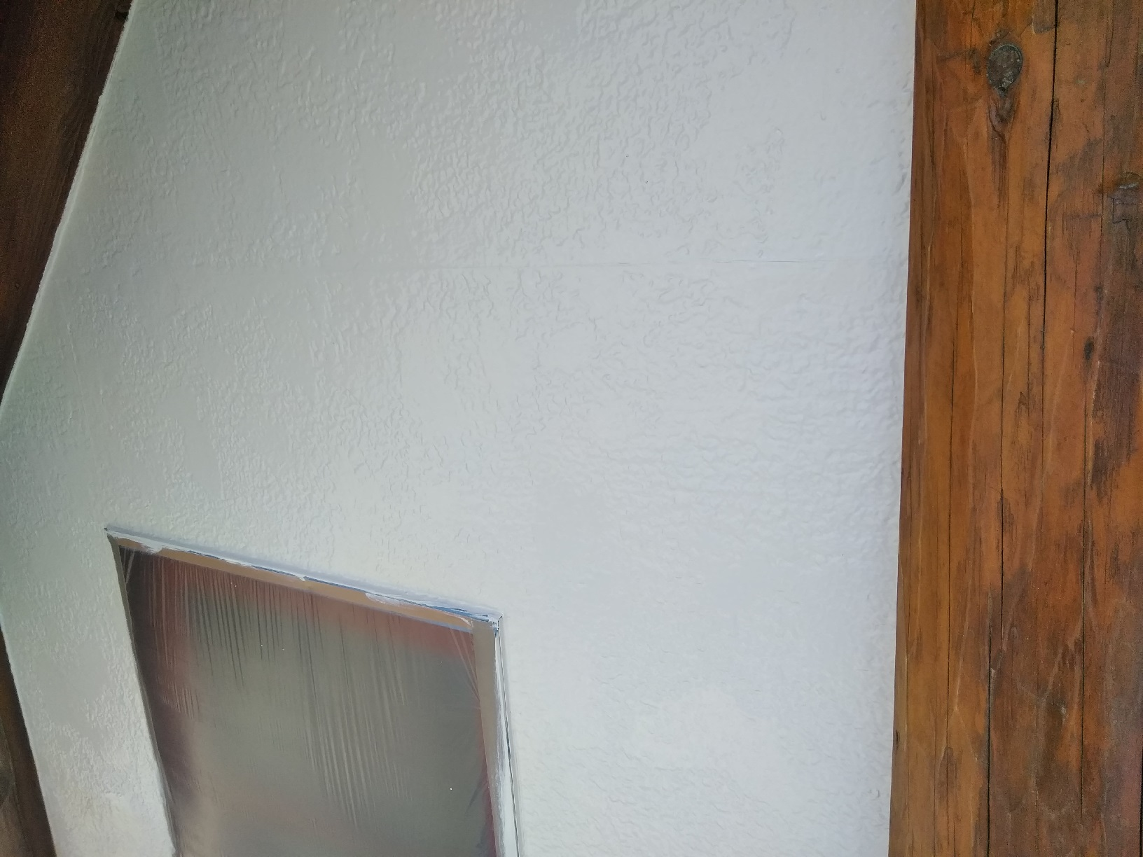 弟子屈Y様邸 外壁 下塗・上塗4