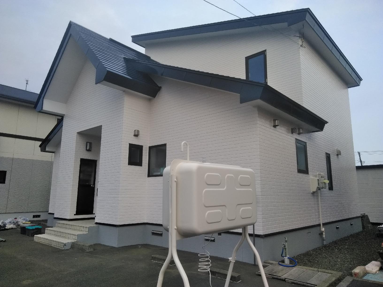 春日町Y様邸 施工完了 外観1
