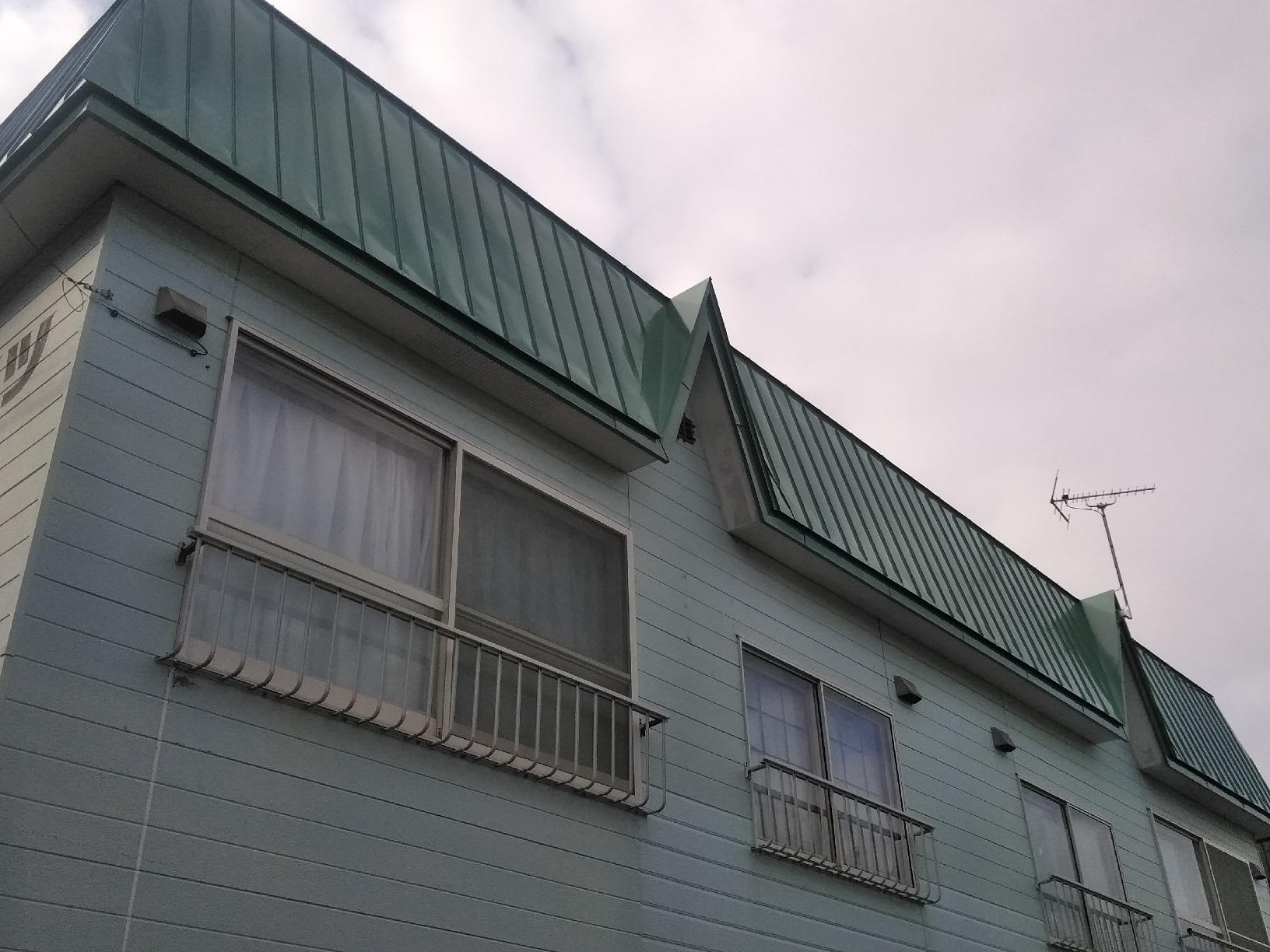 鳥取ハニウハイツ 施工完了外観2