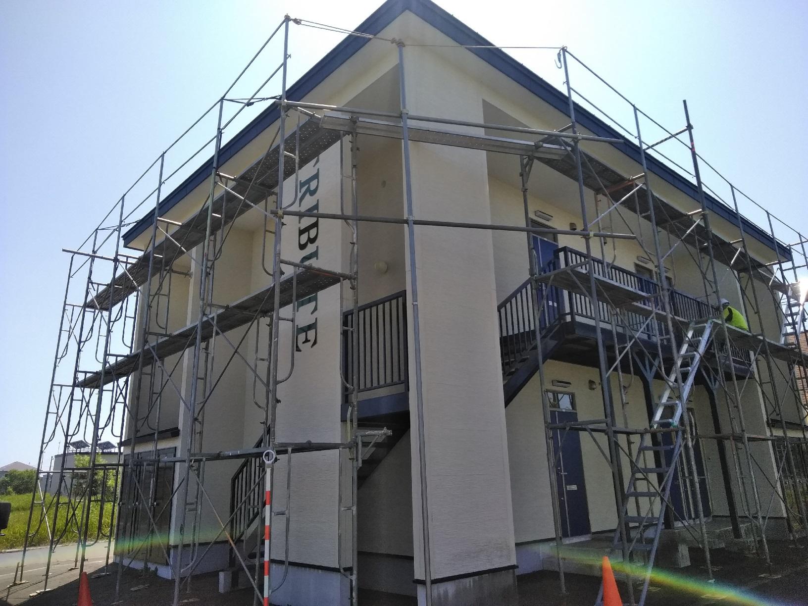 昭和トリビュート 足場組立4