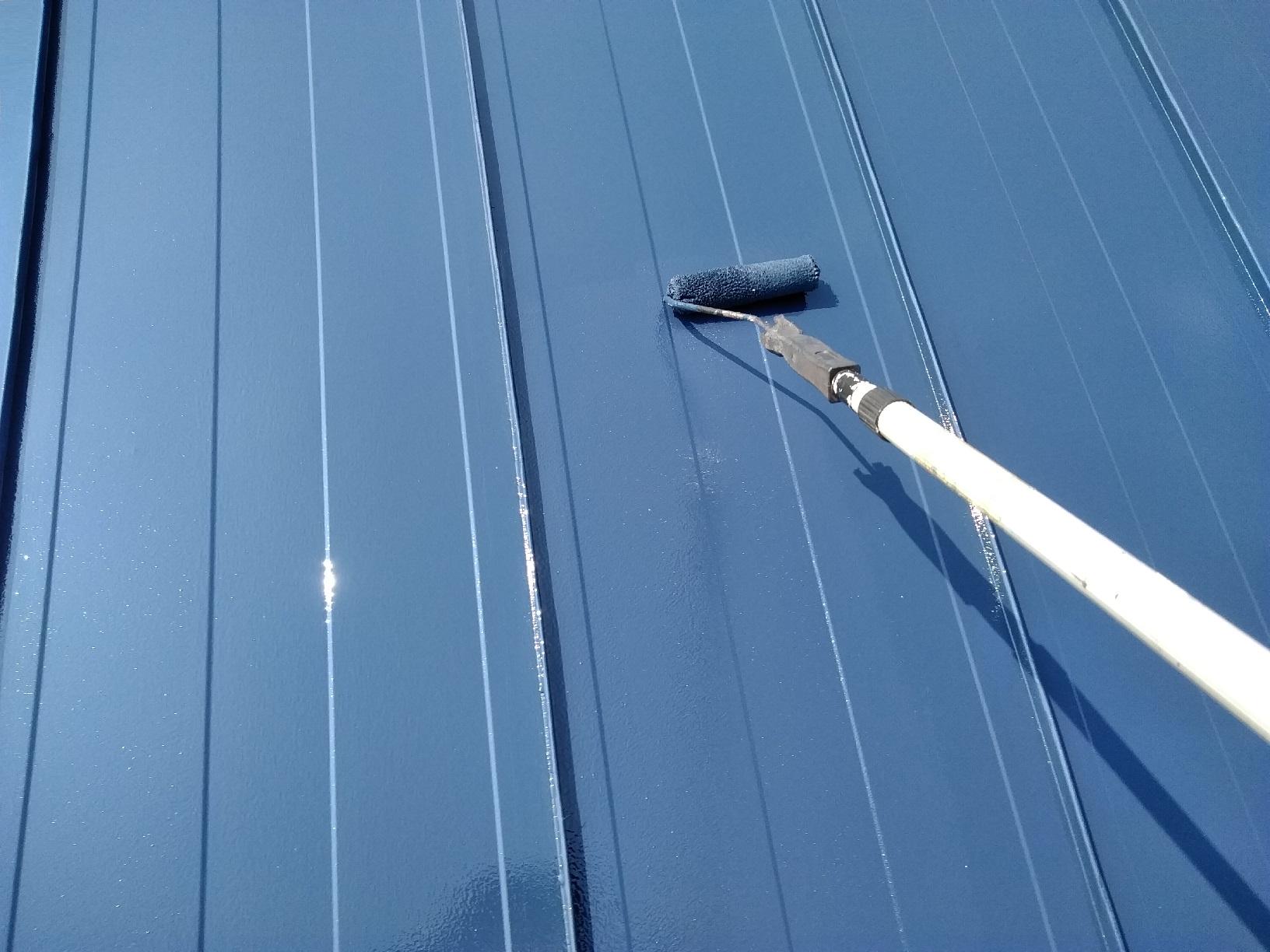 昭和トリビュート 屋根 仕上げ2
