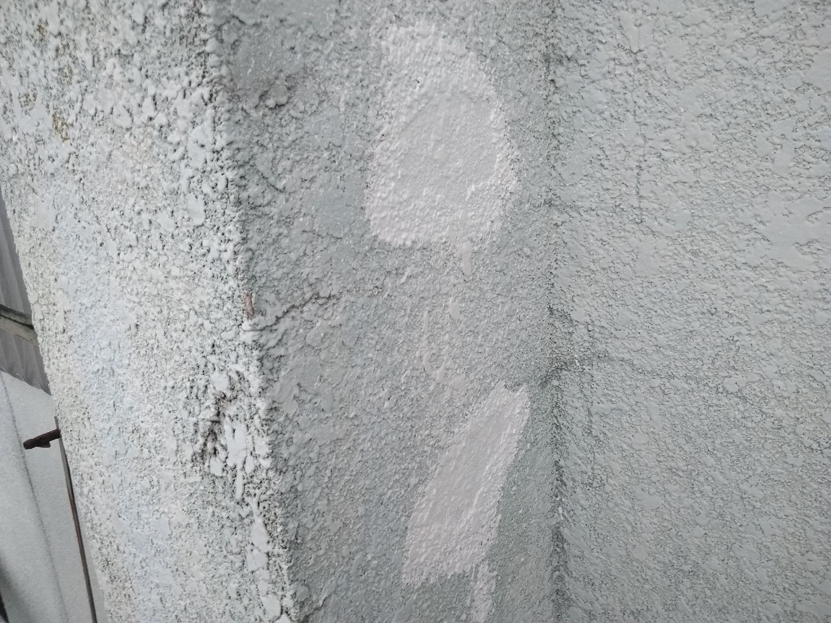 新開S様マンション 外壁 下塗5