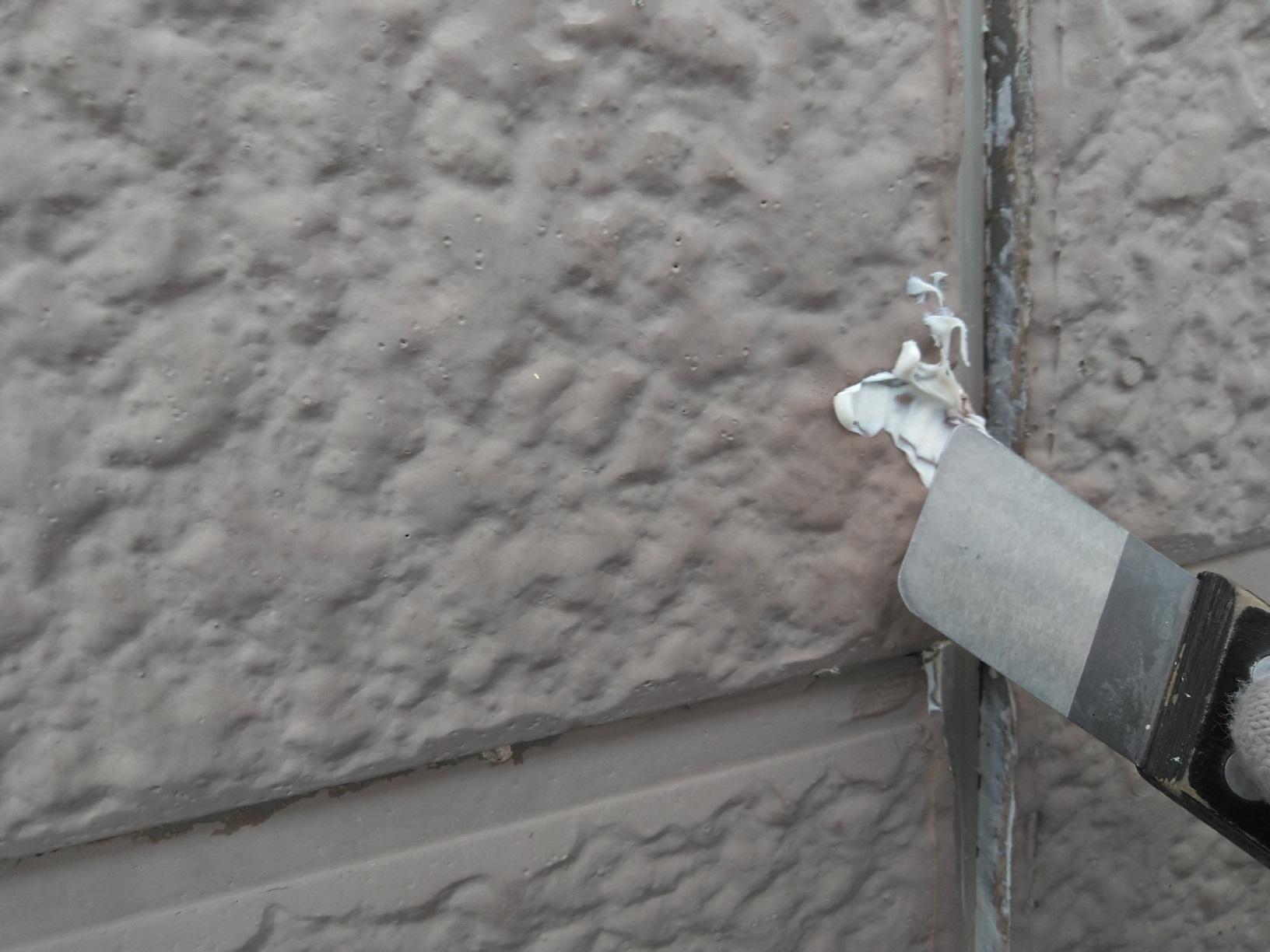 北見団地M様邸 外壁補修3