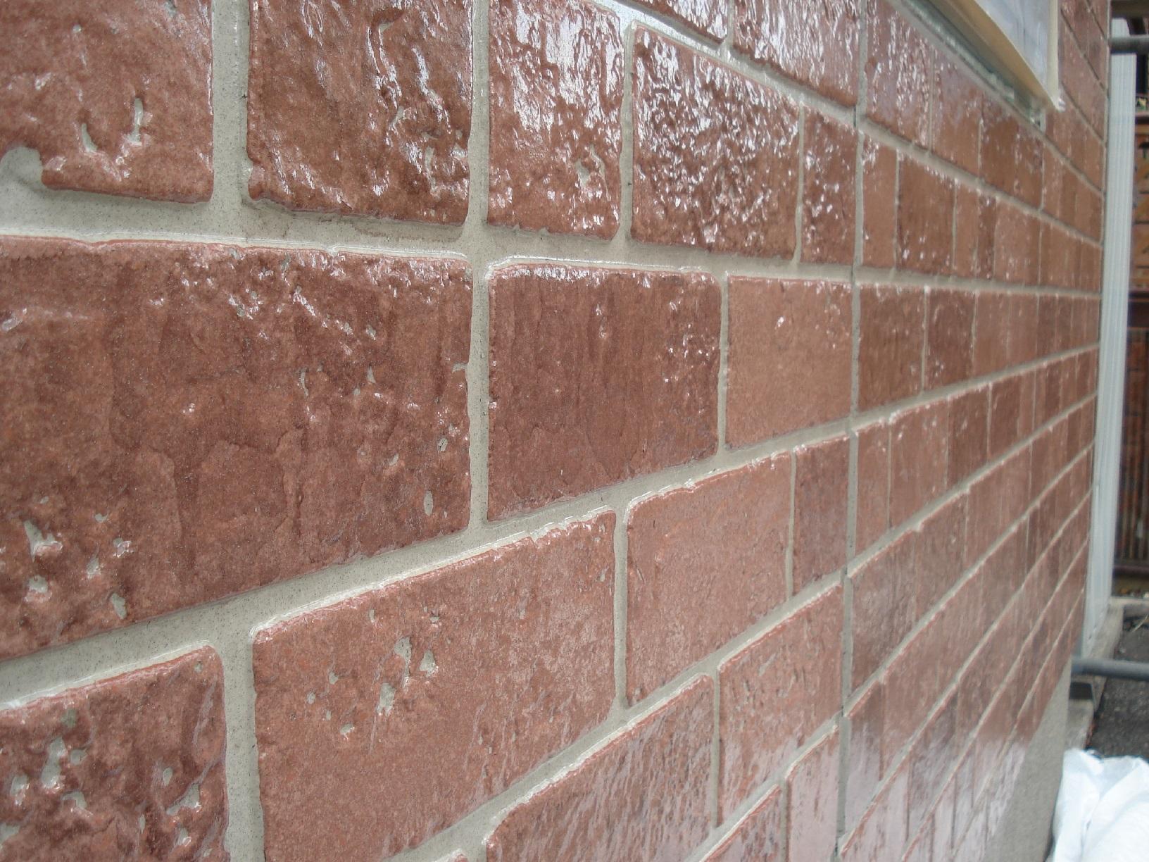 昭和メゾンドショード 外壁 上塗7