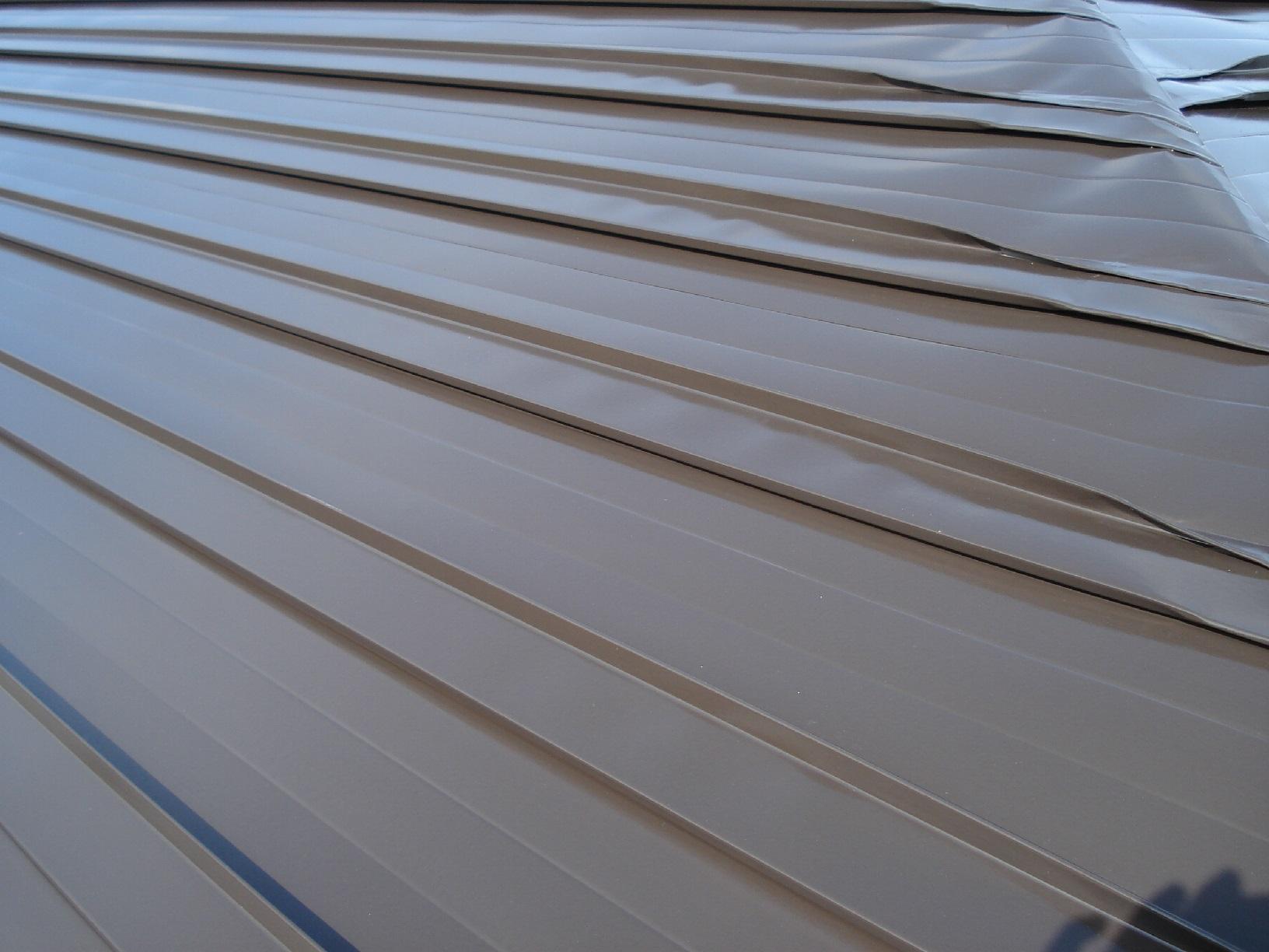 昭和メゾンドショード 屋根 上塗16