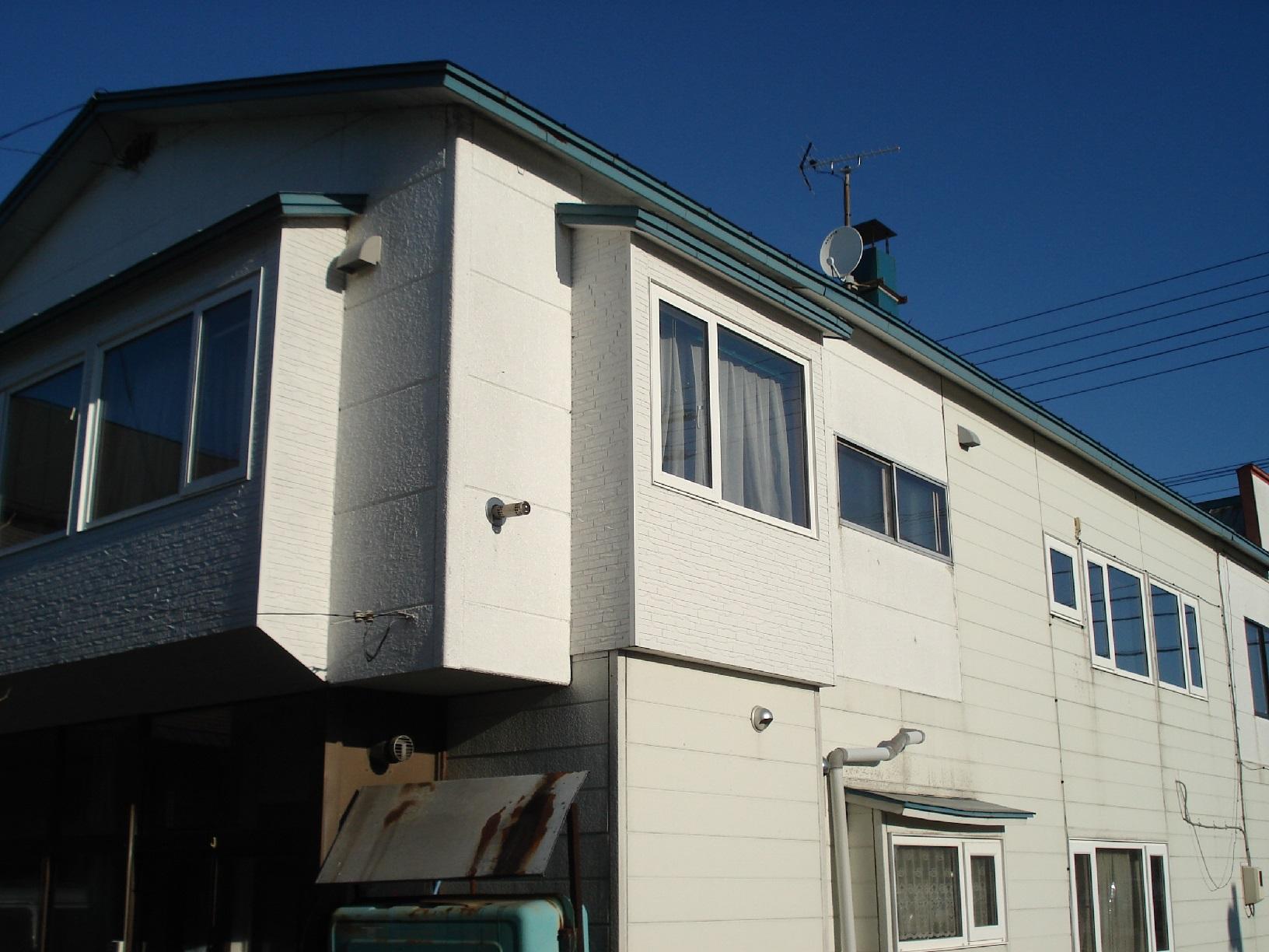 鳥取H様邸 施工前外観1