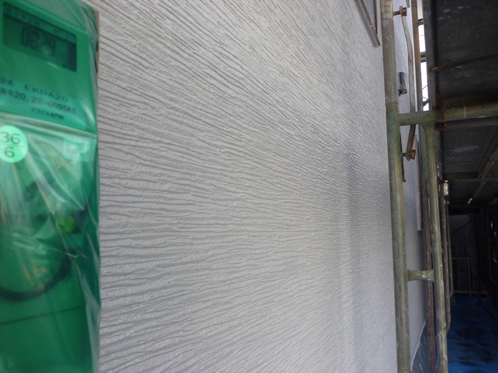 入舟H様邸 外壁 中塗A13