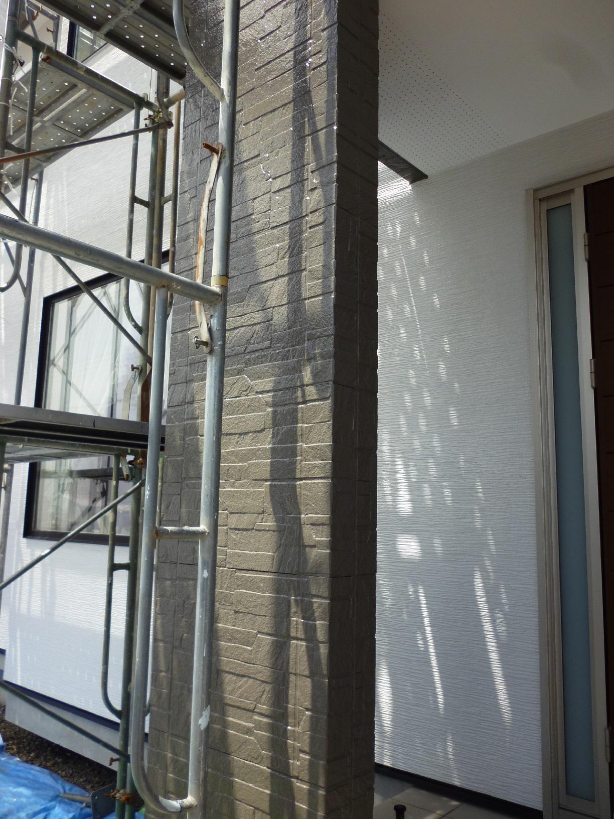 入舟H様邸 外壁 上塗B5