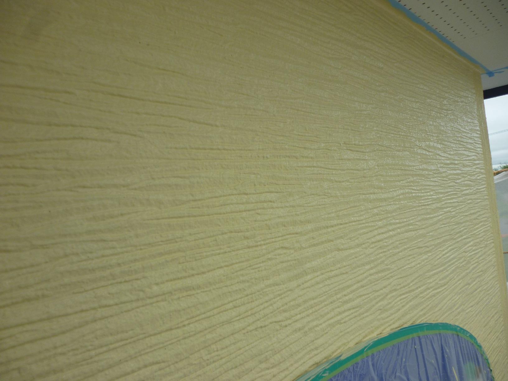 昭和トリビュート 外壁 中塗4