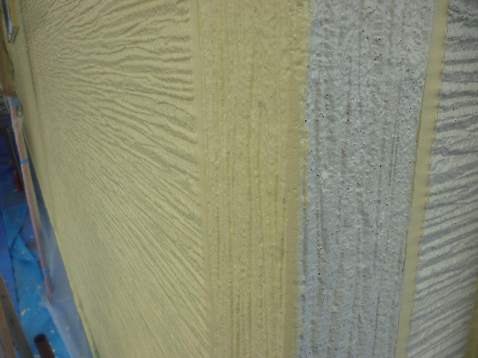 昭和トリビュート 外壁 中塗5