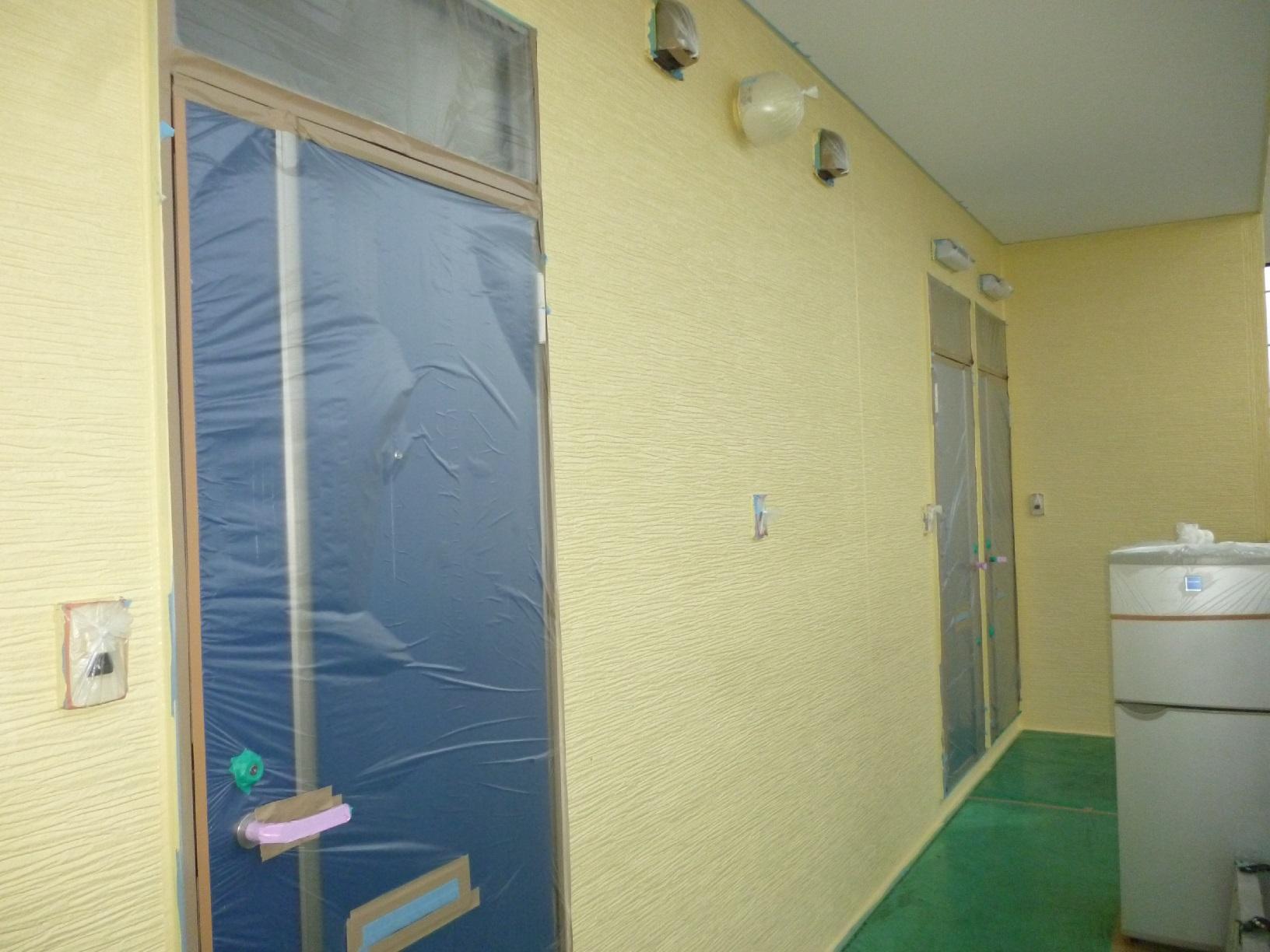 昭和トリビュート 外壁 中塗12