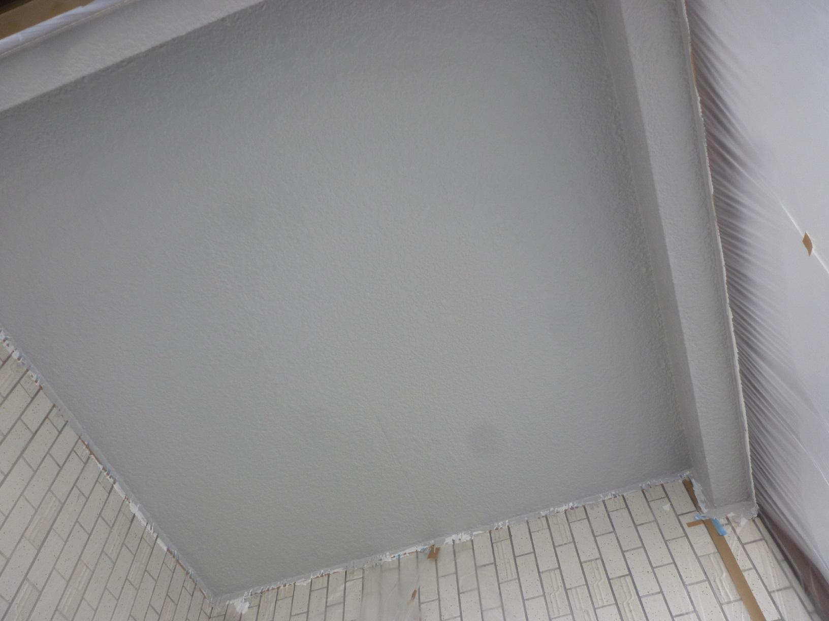 河畔S様邸 外壁 中塗12