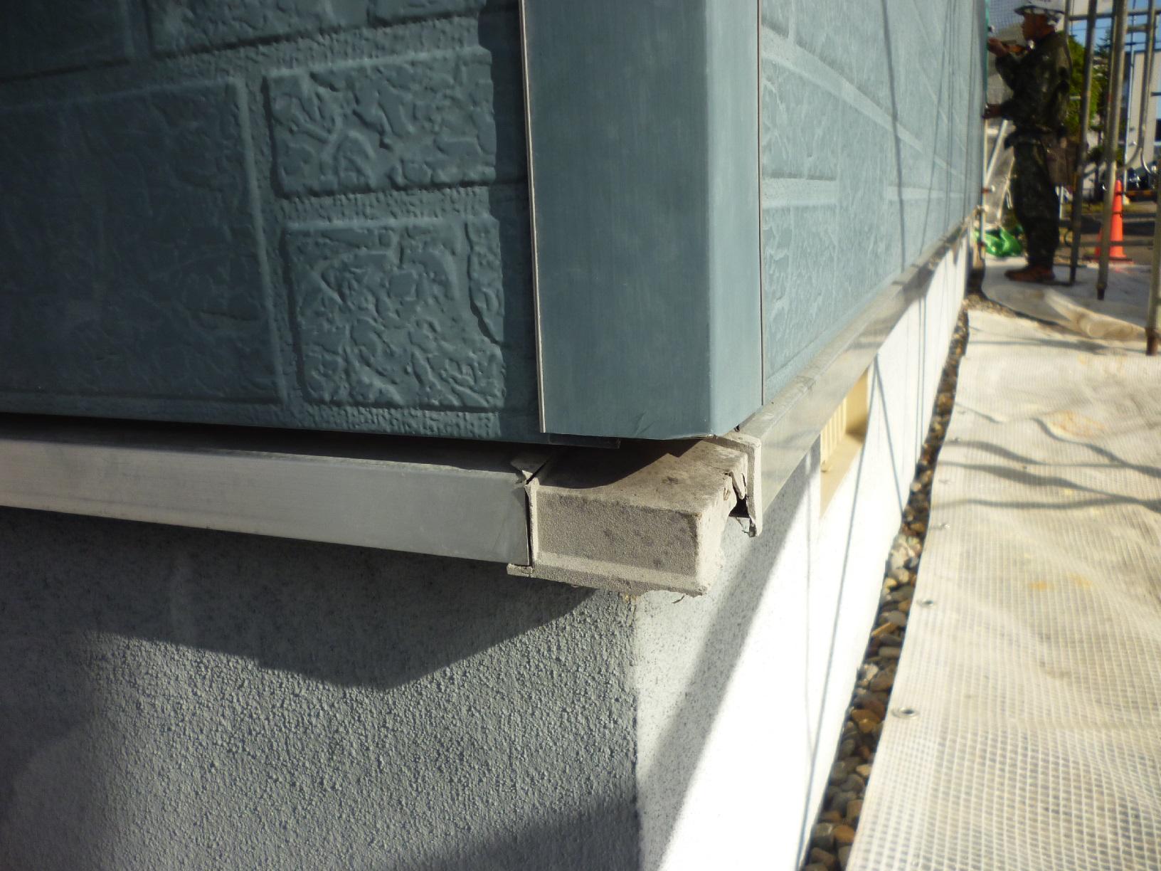 文苑N様邸 外壁補修2