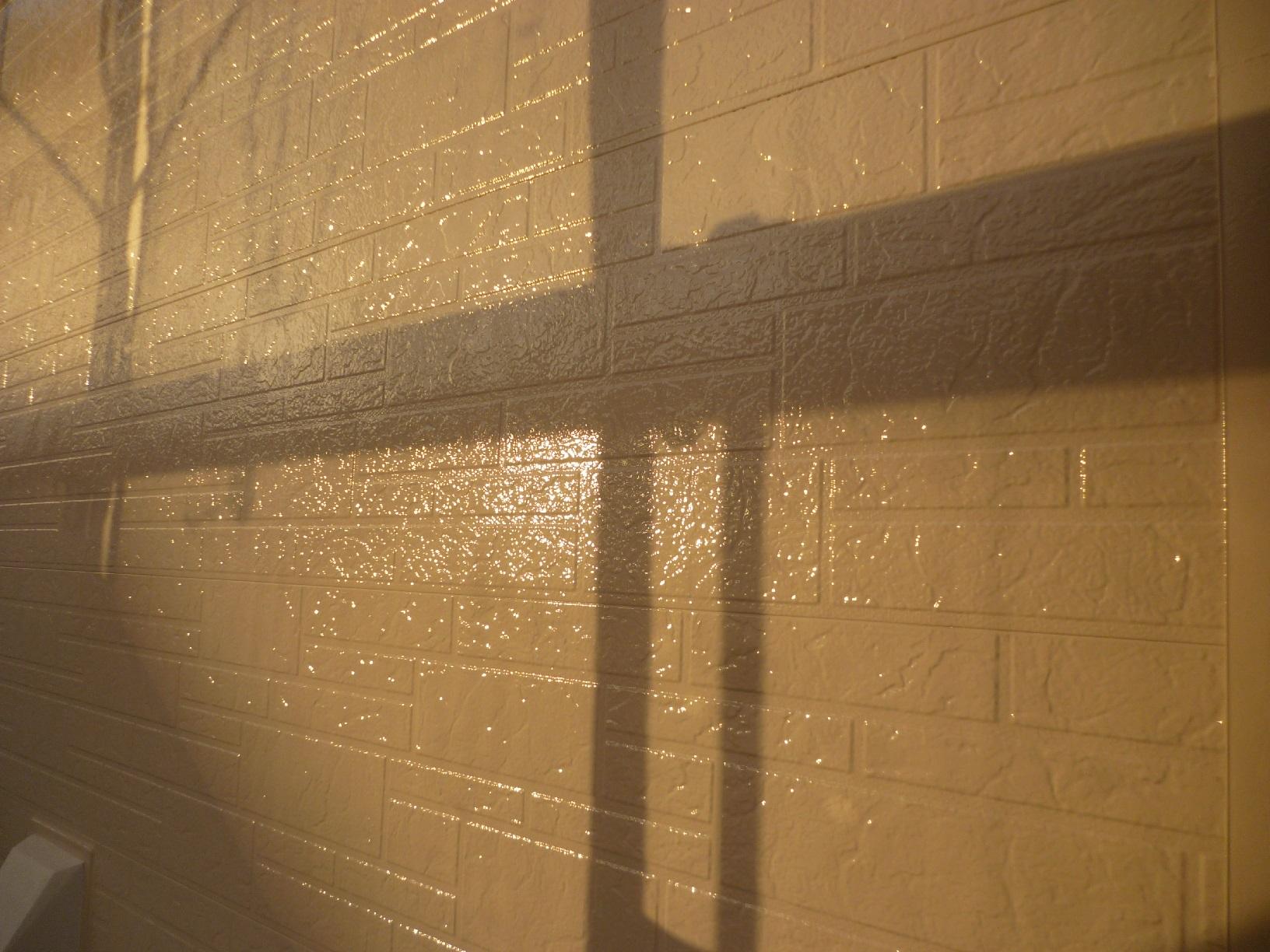 文苑N様邸 外壁 上塗8