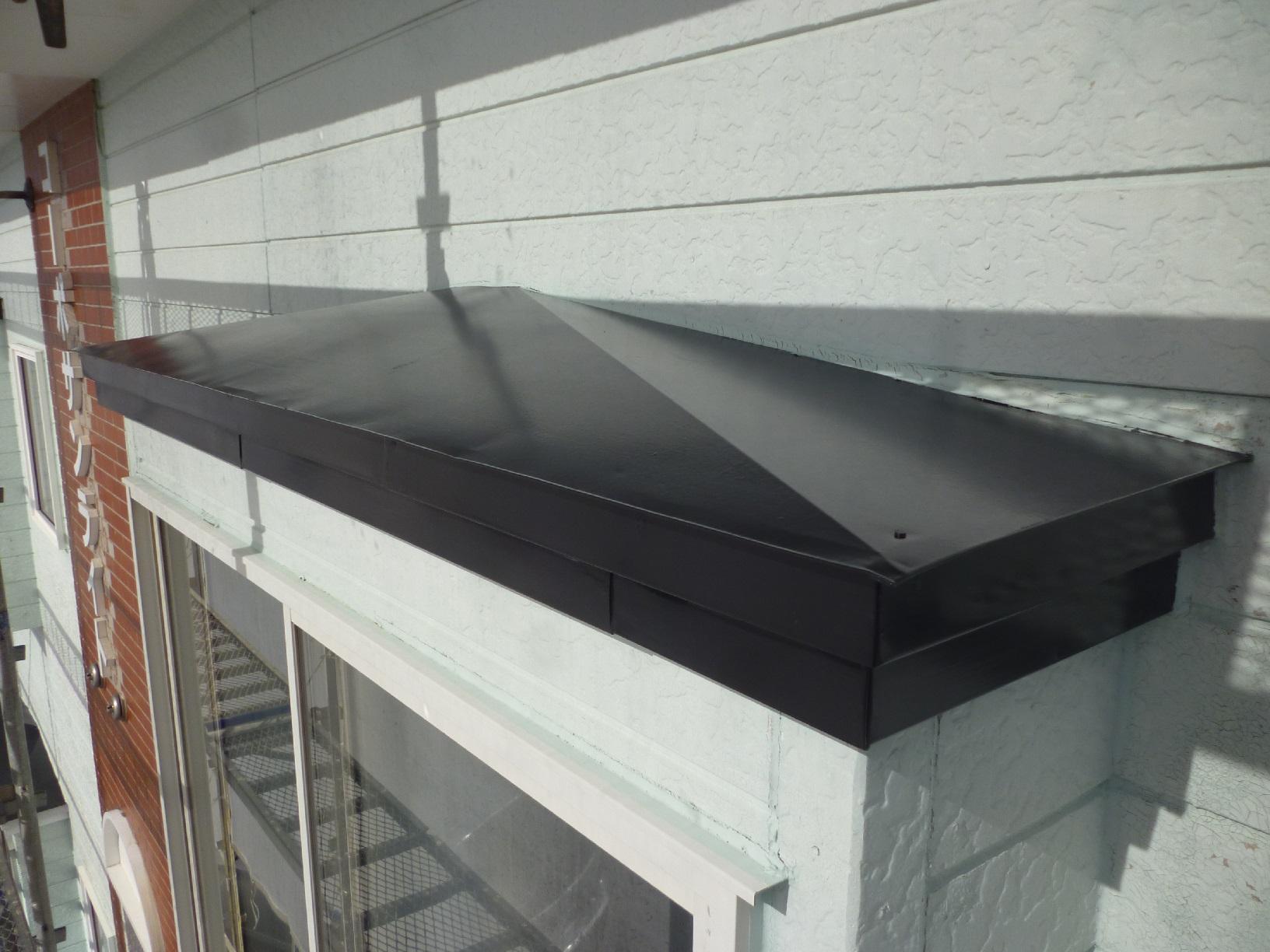 貝塚コーポサンライト 屋根 下塗10