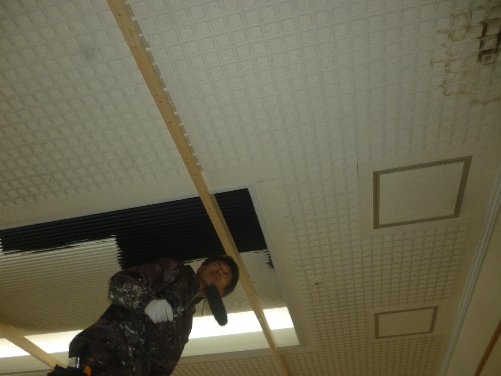 モンキーパンチコレクション 天井・幕板 上塗3