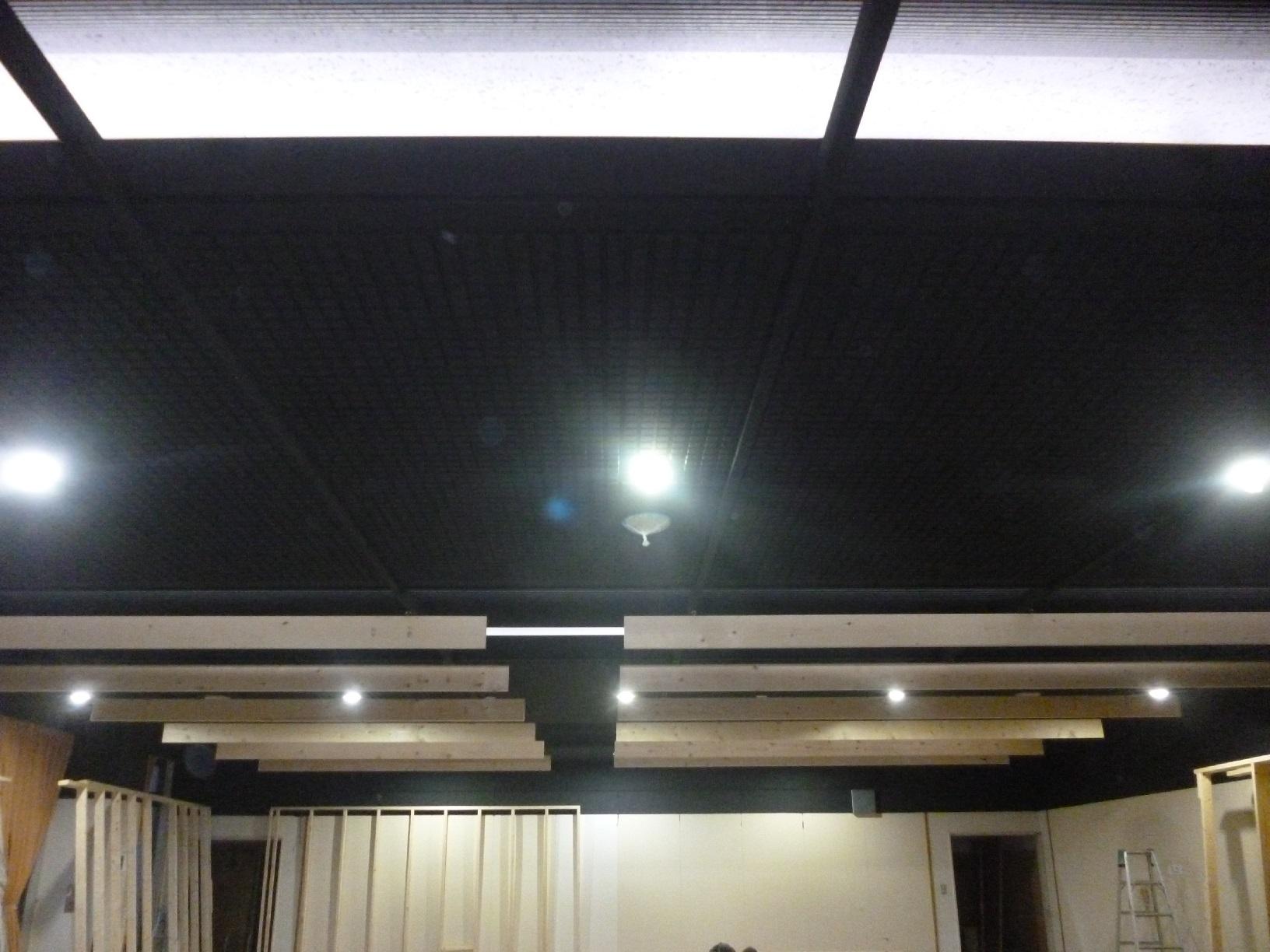 モンキーパンチコレクション 天井・幕板 仕上げ3