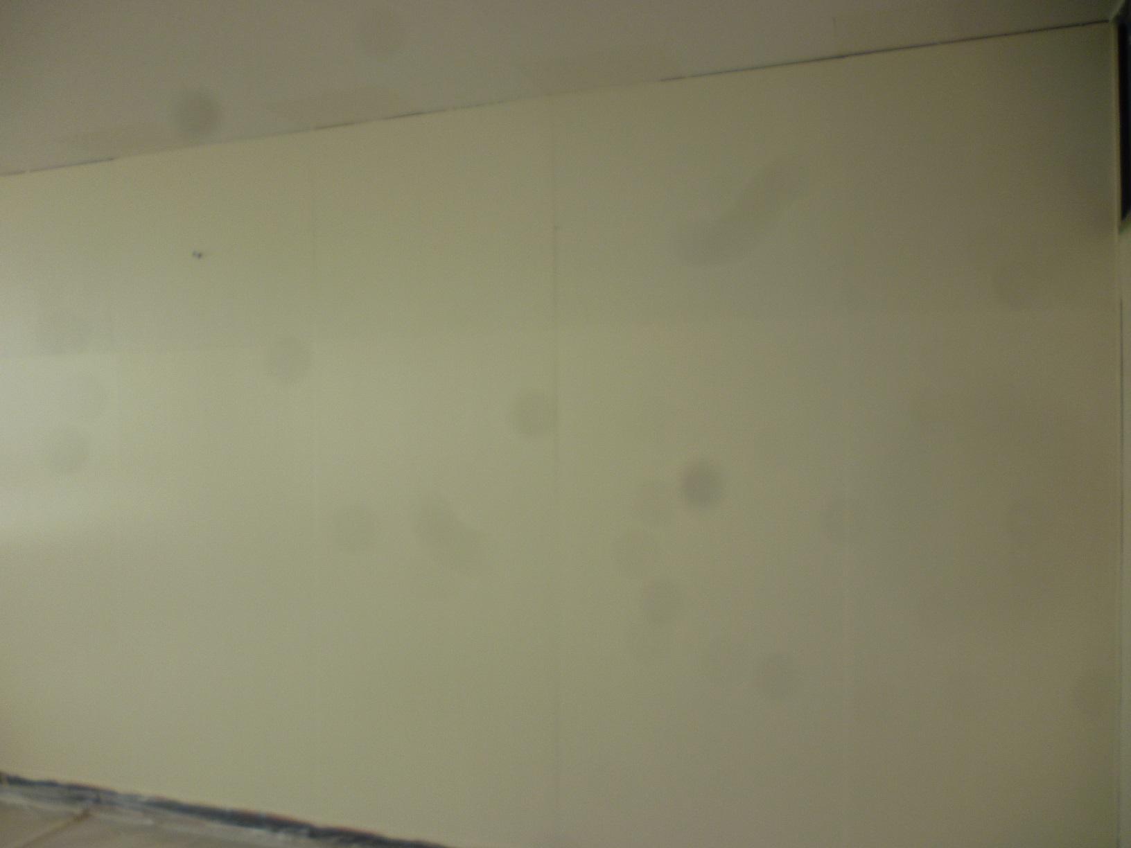 丸中青果 会議室  壁 仕上げ5