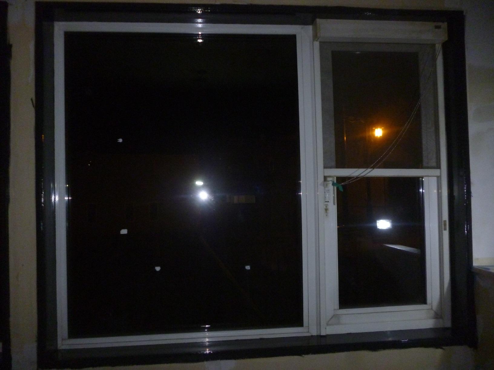 米町モンクール 窓枠 上塗6