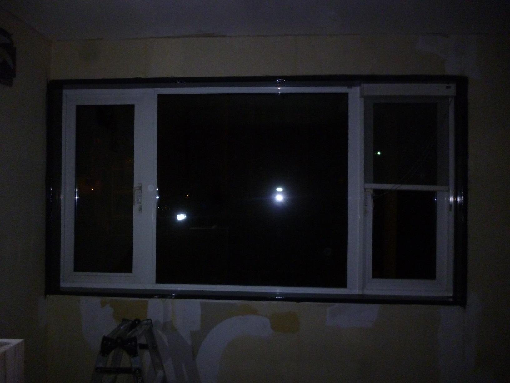 米町モンクール 窓枠 上塗7