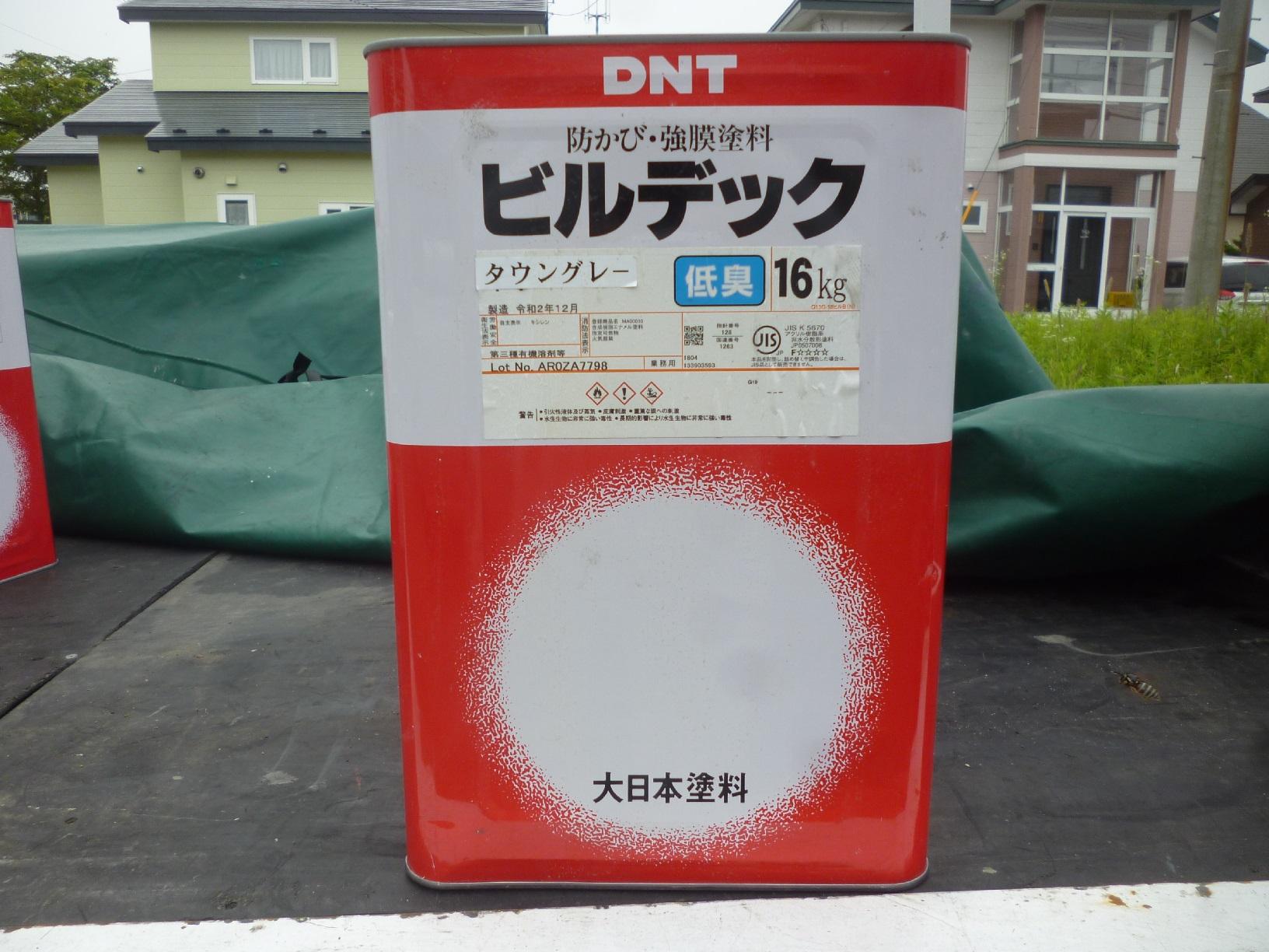 幌呂Y様邸 使用材料7
